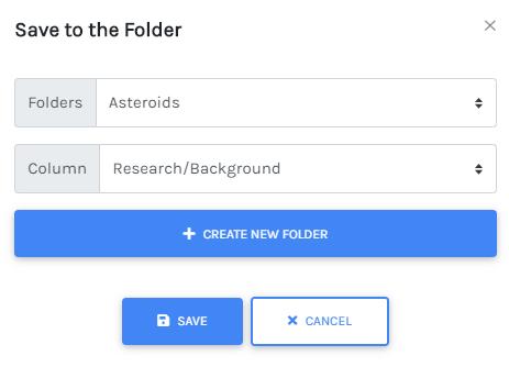 Save-to-Folder